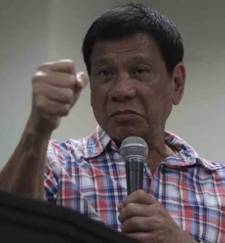 President Duterte Sticks it to the Media Where it Hurts